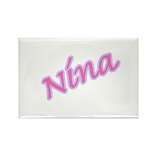 NINA Rectangle Magnet