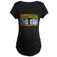 Tree 5 Maternity T-Shirt