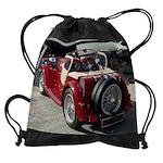 antique carCALENDAR - WALL 75_H_F.p Drawstring Bag