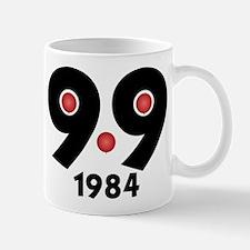 99 Red Balloons (S) Mug