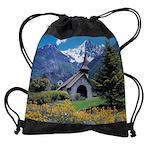 churchCALENDAR - WALL 75_H_F.png Drawstring Bag