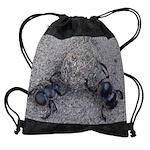 beetleCALENDAR - WALL 75_H_F.png Drawstring Bag