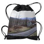 OLD BARN CANVAS CALENDAR - WALL 75_ Drawstring Bag