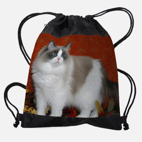 Fall.jpg Drawstring Bag