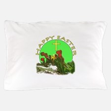 Happy Easter 3 Pillow Case