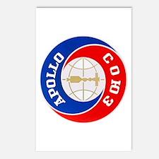 Apollo Soyuz Logo Postcards (Package of 8)