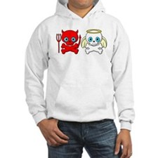 Good Vs Evil Sweatshirt (Hooded)
