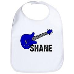 Guitar - Shane - Blue Bib