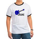 Guitar - Shane - Blue Ringer T