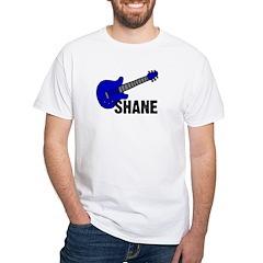 Guitar - Shane - Blue Shirt