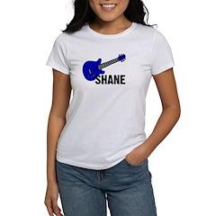 Guitar - Shane - Blue Tee