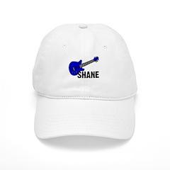Guitar - Shane - Blue Baseball Cap