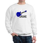 Guitar - Shane - Blue Sweatshirt