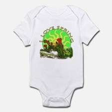 I love spring Infant Bodysuit