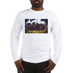 THREAT OF REIN Long Sleeve T-Shirt