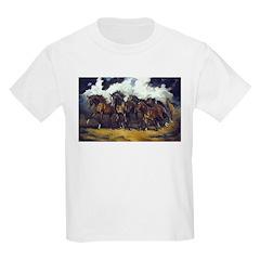 THREAT OF REIN Kids T-Shirt