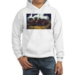 THREAT OF REIN Hooded Sweatshirt