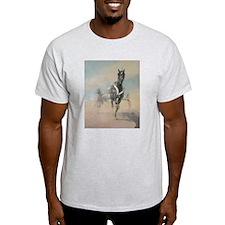 HARNESS Ash Grey T-Shirt