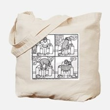 Poppy The Lapdog - Tote Bag