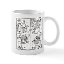 Poppy The Lapdog - Mug