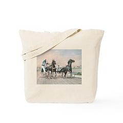 INQUIRY Tote Bag