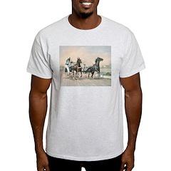 INQUIRY Ash Grey T-Shirt