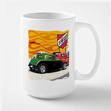 Speed Group Large Mug