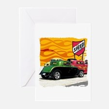 Speed Group Greeting Cards (Pk of 10)