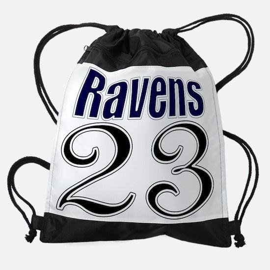 Ravens 23.png Drawstring Bag