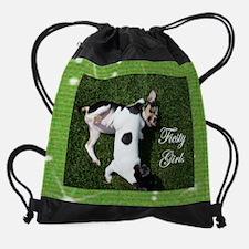 fiesty_girls.PNG Drawstring Bag
