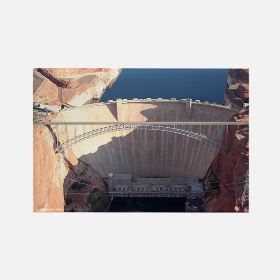 Glen Canyon Dam and Bridge, Arizona Magnets