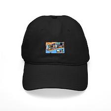 Asheville North Carolina Greetings Baseball Hat