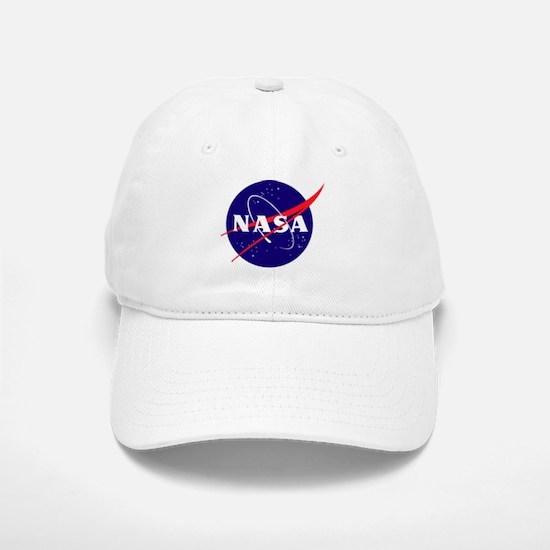 NASA Meatball Logo Baseball Baseball Cap