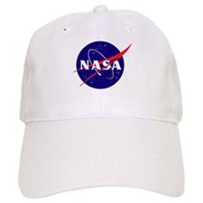 NASA Meatball Logo Baseball Cap