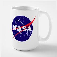 NASA Meatball Logo Mug