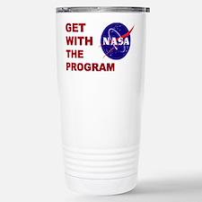 Program Logo Stainless Steel Travel Mug