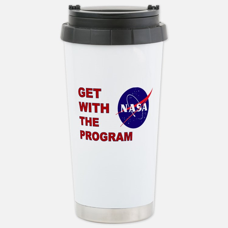 Program Logo Travel Mug