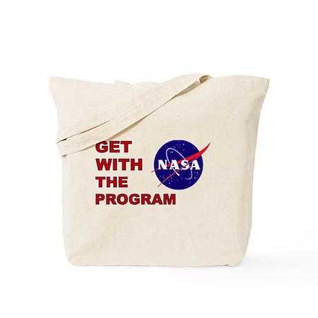 Program Logo Tote Bag