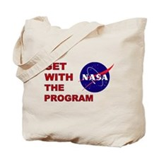Program Logo Tote Bag