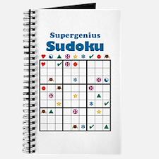 Supergenius Sudoku Journal
