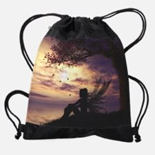 TheDreamer_byJulieFain2.png Drawstring Bag