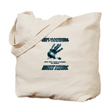 Lefties in their Right Minds Tote Bag