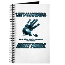 Lefties in their Right Minds Journal