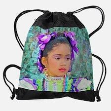 morena20x16.jpg Drawstring Bag