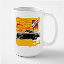 Speed '40 Ford Large Mug