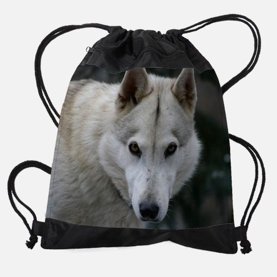 march.jpg Drawstring Bag