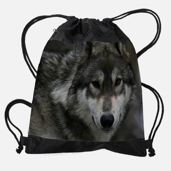 april.jpg Drawstring Bag