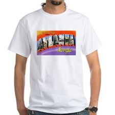 Atlanta Georgia Greetings (Front) Shirt