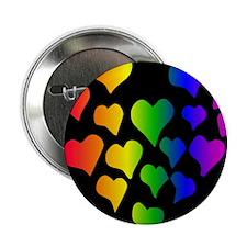 GAY HEARTS... Button