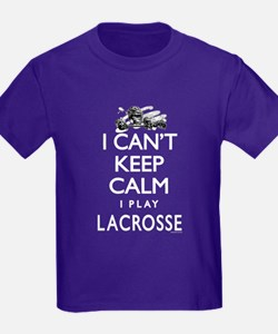 Can't Keep Calm LaX T